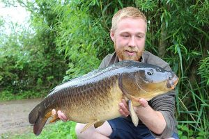 A lovely carp for Si