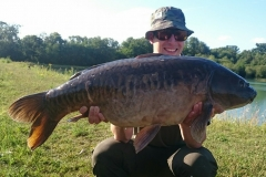 scaley 26lb 8oz.